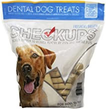 healthident bright bites and checkups chews for dogs