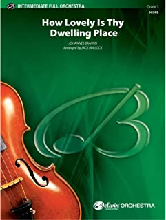 How Lovely Is Thy Dwelling Place - By Johannes Brahms / arr. Jack Bullock