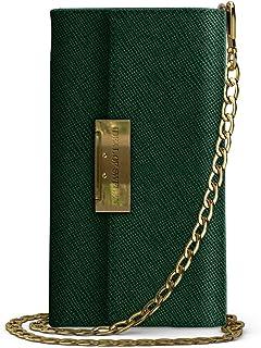 IDEAL OF SWEDEN Kensington Handytaschen Crossbody Clutch für iPhone 11 Pro Max (Green)