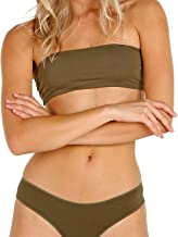 Indah Provolone Tube Bra Army
