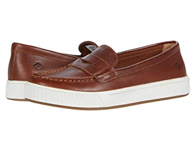 Sperry Anchor PlushWave Penny Sneaker (Cathay Spice) Women