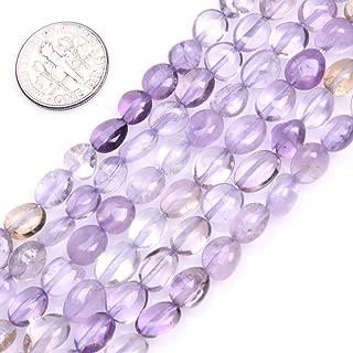 ametrine gemstone beads