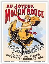 Best au joyeux moulin rouge Reviews
