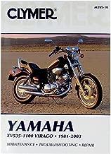Clymer Repair Manual for Yamaha XV535/XV1100 XV-535 81-03