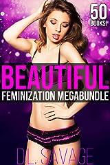 Beautiful: 50 Book Feminization Megabundle (English Edition) Format Kindle