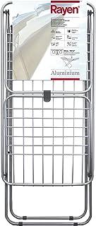 Rayen | Tendedero de aluminio | Con superficie de 20 metros | Sistema de bloque de alas | Tendedero plegable y Antidesliza...