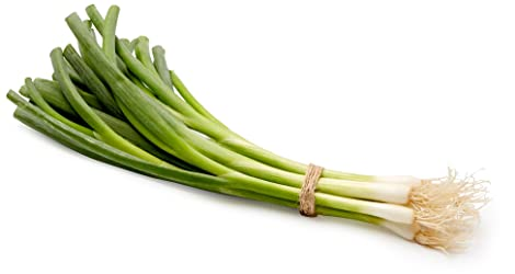 Organic Green Onion (Scallions), One Bunch