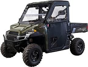 Seizmik Black Framed Door Kit for 2013-2018 Polaris Full Size Pro-Fit Ranger 570XP, 2013-2018 Full Size Pro-Fit Ranger 900XP, and 2016-2018 Full Size Pro-Fit Ranger 1000XP Models