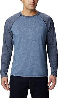Men's Thistletown Park Raglan Shirt, Long Sleeve, Sun...
