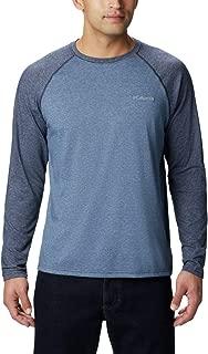 Men's Thistletown Park Raglan Shirt, Long Sleeve, Sun Protection