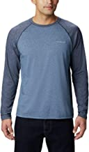 Columbia Men's Thistletown Park Raglan Shirt, Long Sleeve, Sun Protection