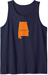 Auburn Alabama, Vintage Alabama Tank Top