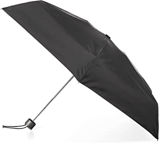 Titan Manual Open Windproof & Water-Resistant Compact Foldable Travel Umbrella
