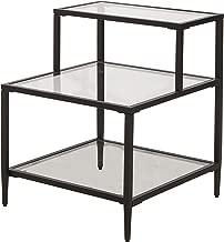 Hillsdale Furniture Harlan End Table, black