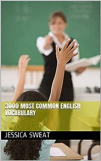 3000 Most Common English Vocabulary