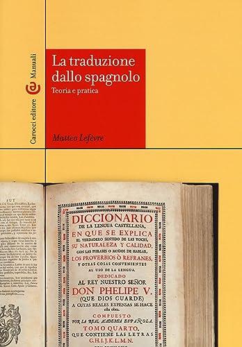 Books By Matteo Lefevre_la Traduzione Dallo Spagnolo Teoria E ...