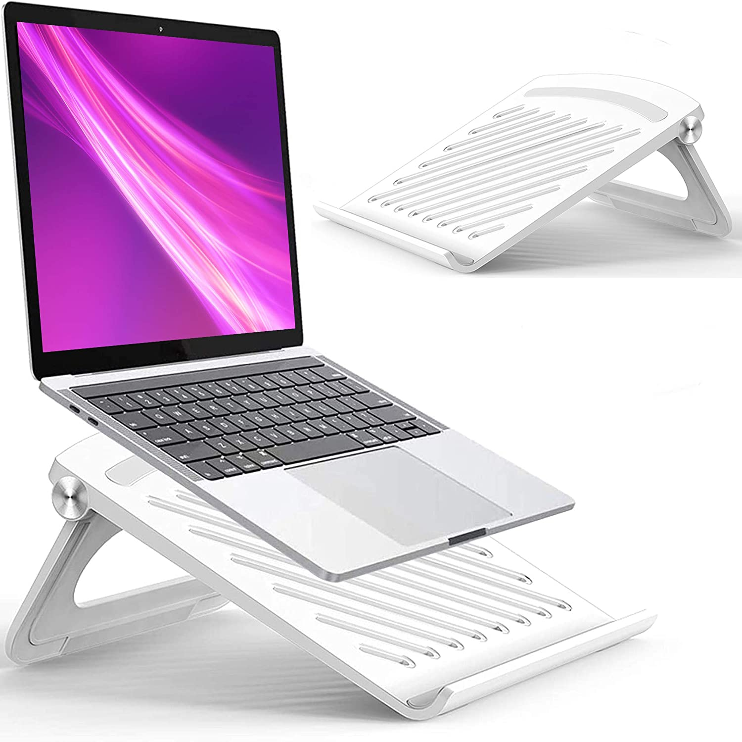 Fort Worth Mall JSD Laptop Stand for Desk Portable Ergonomic Cheap mail order sales Computer Flod