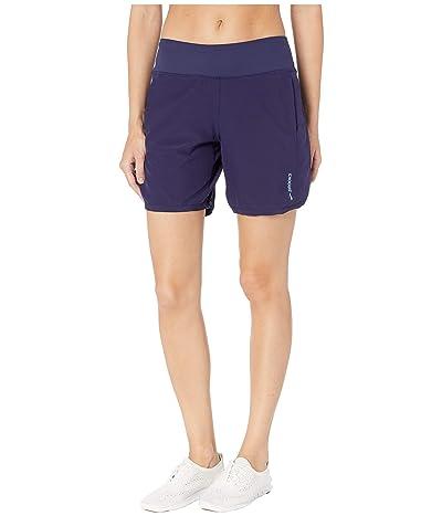 Brooks Chaser 7 Shorts (Navy 2) Women