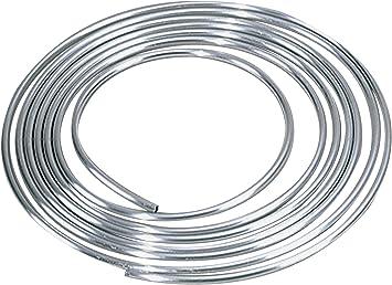 "Allstar ALL40185 1/2"" Diameter 25' Aluminum Coiled Tubing Fuel Line: image"