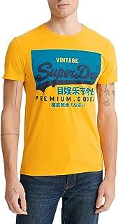 Superdry Vintage Organic Short Sleeve T-Shirt