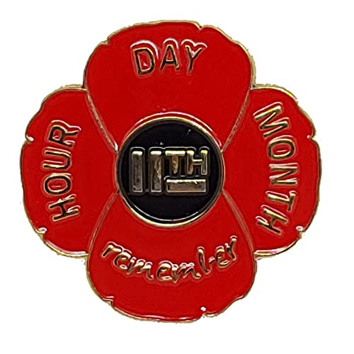 Liverpool LEST WE FORGET 25MM  POPPY BADGES 17P FROM EVERY BADGE GOES TO CHARITY