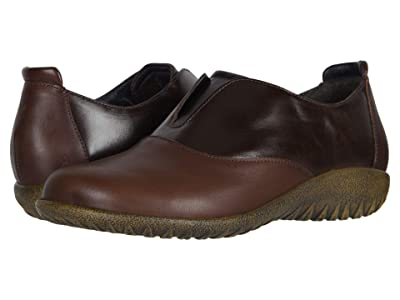 Naot Karo (Toffee Leather/Walnut Leather) Women