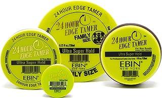 Ebin 24 Hour Edge Tamer, Ultra Super Hold 8.25oz / 250mL