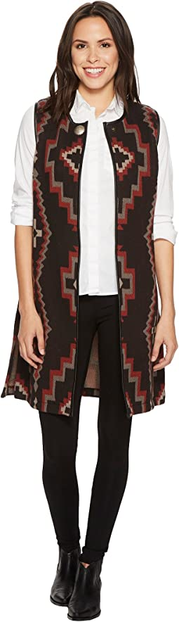 Double D Ranchwear - Cross Canyon Vest