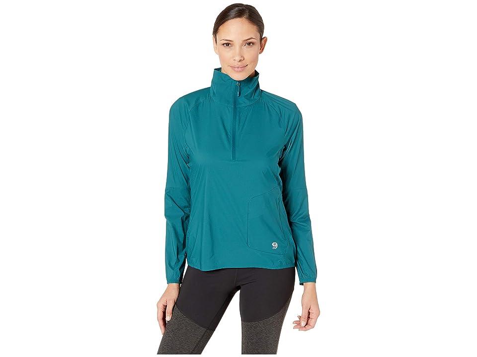 Mountain Hardwear Kor Preshelltm Pullover (Dive) Women