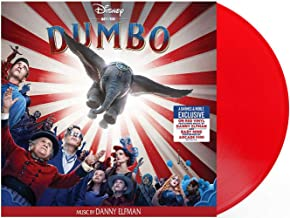 Dumbo (Original Motion Picture Soundtrack) - Exclusive Limited Edition Red Vinyl LP
