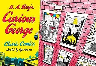 Curious George Classic Comics