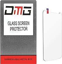 DMG Ultra Clear Ballistic 9H Tempered Glass Screen Protector for Motorola Moto G 2nd Gen XT1068 [Unbreakable Metal Box Pac...