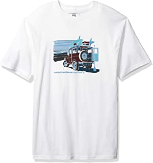 Quiksilver Men`s WTR Estate Short Sleeve Tee