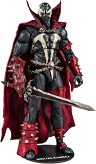 McFarlane Toys Mortal Kombat Spawn Action Figure, Multicolor