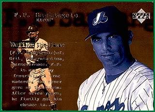 1998 Upper Deck #153 F.P. Santangelo MONTREAL EXPOS Washington Nationals MLB Baseball Analyst