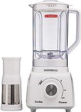 Liquidificador Mondial, Turbo Power 550W, 127V, Branco, 1,6L - L-99 WG