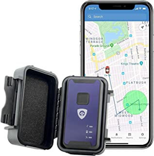 Brickhouse Security Spark Nano 7 GPS Tracker with Magnetic Waterproof Weatherproof Case for Car, Truck and Fleet Vehicle R... photo