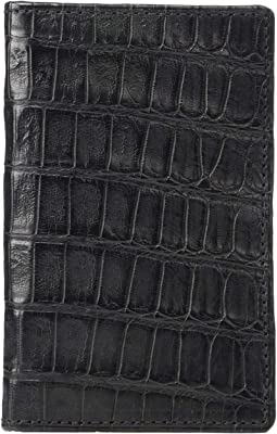 Croco Bifold Wallet