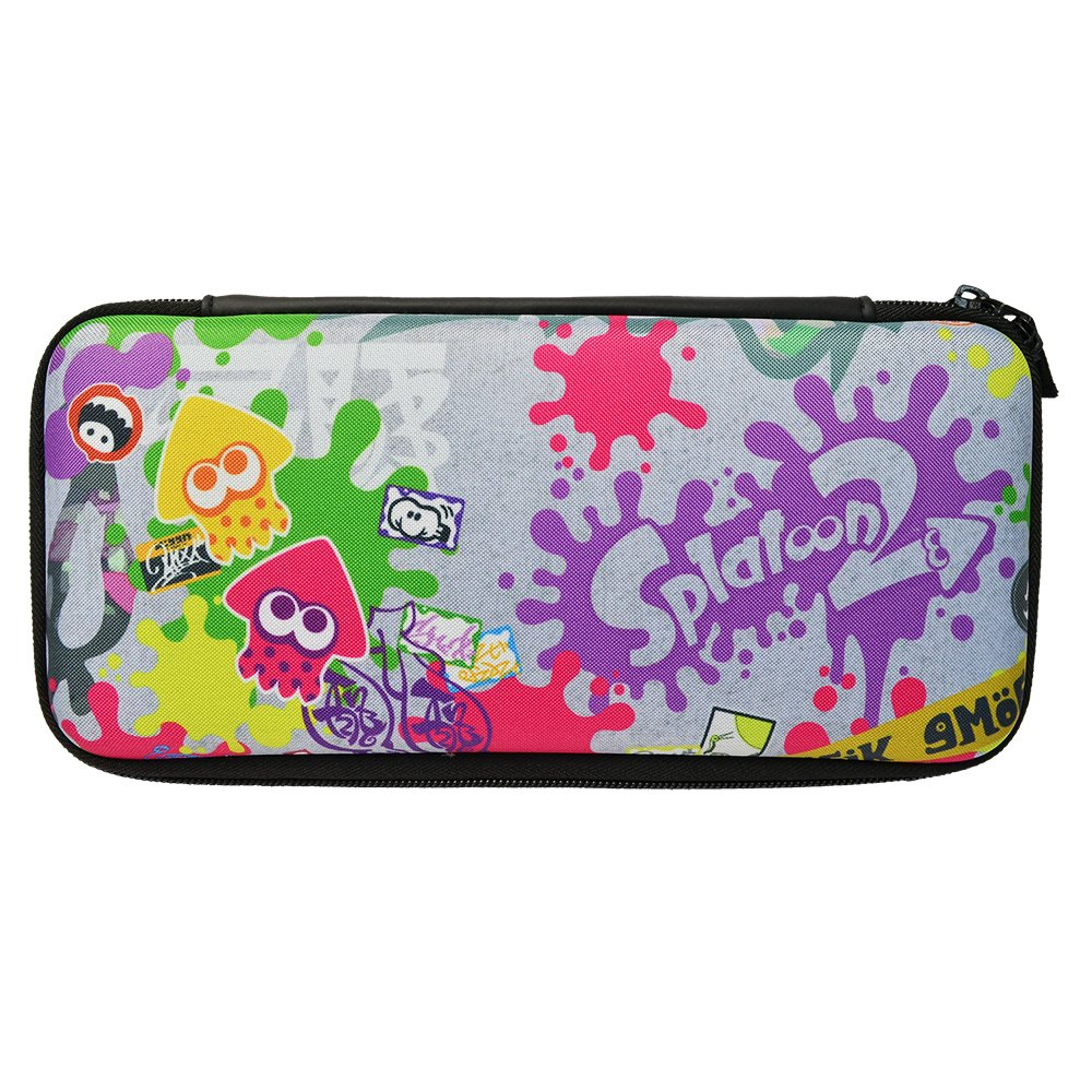 Funda Dura Para Para Nintendo Switch Splatoon 2 Versión Graffiti ...