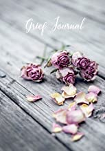 Grief Journal: My Journey Through Grief : Grief Recovery Workbook with Prompts