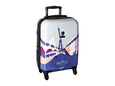 Heys America Riccardo Guasco Paris 21 Spinner (Multicolor) Luggage