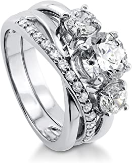 Best round wedding rings for women Reviews