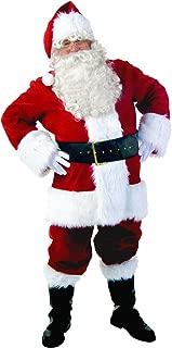 Premiere Plus Size Santa Costume Exclusive Santa Claus Suit