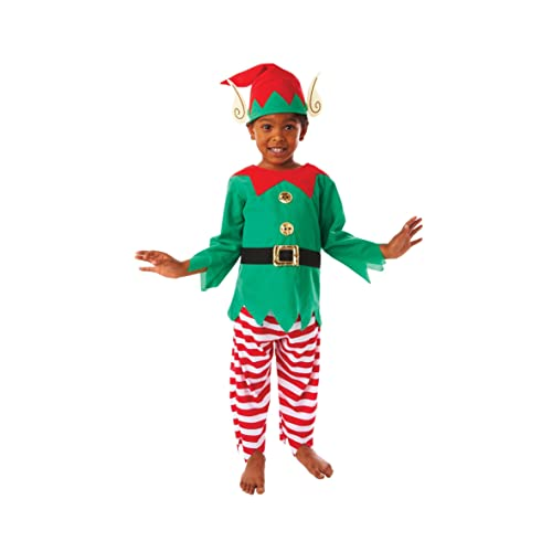 b5eb7c793f Christy s Dress Up Elf Costume (3 - 5 Years)