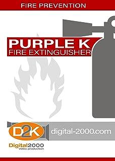 Best purple k fire extinguisher video Reviews
