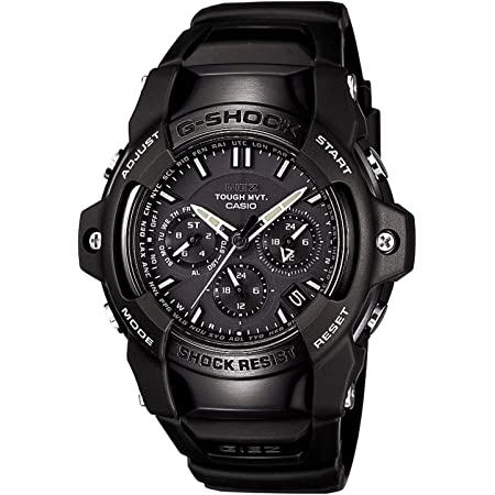 [カシオ] 腕時計 ジーショック GIEZ 電波ソーラー GS-1400B-1AJF ブラック