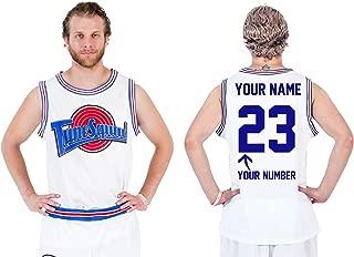 personalised basketball jersey