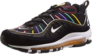 Nike Air Max 98 Prm Uomo Running Trainers Bv0989 Sneakers Scarpe