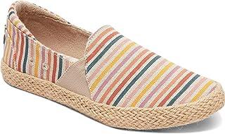 حذاء رياضي سهل الارتداء من روكسي للنساء مصنوع من القنّب