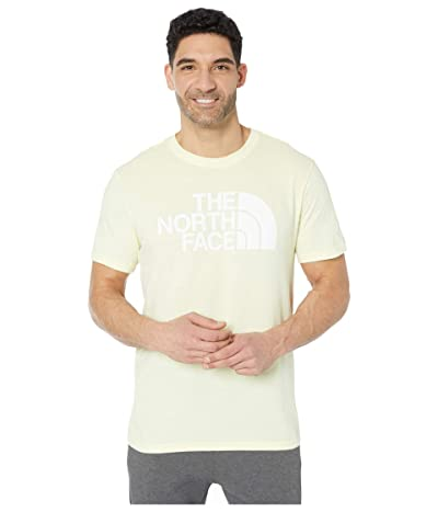 The North Face Short Sleeve Half Dome T-Shirt (Tender Yellow) Men